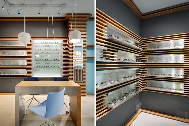 Diseño de locales oftalmológicos