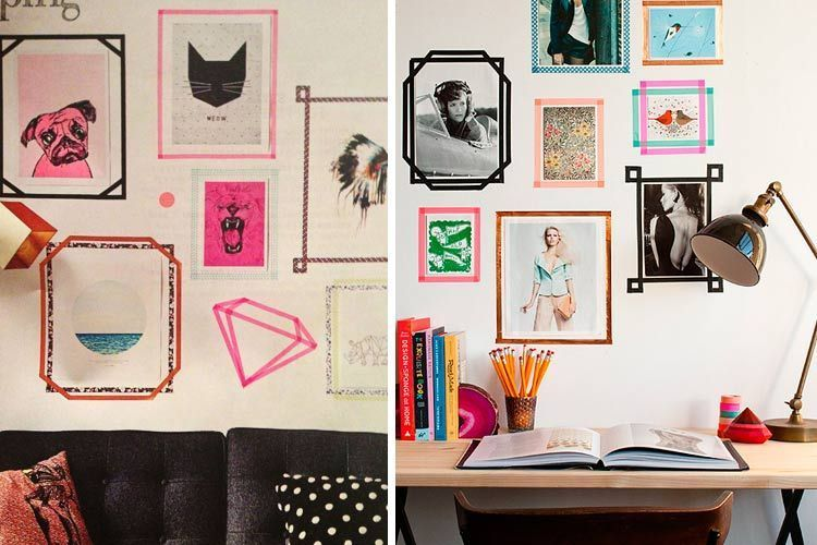 Ideas para decorar paredes con murales art sticos for Como decorar un mural