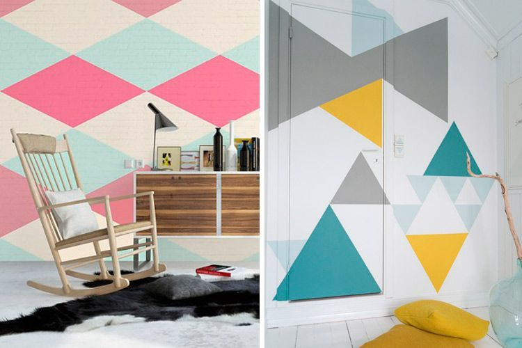 ideas para decorar con murales artsticos