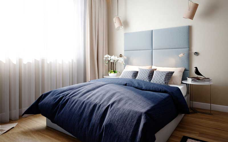 Ropa de cama para el otoño