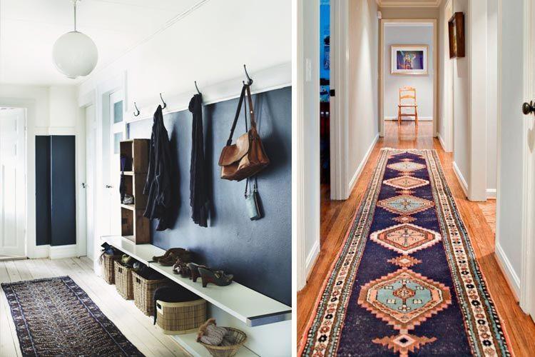 Las alfombras extralargas en la decoración del hogar