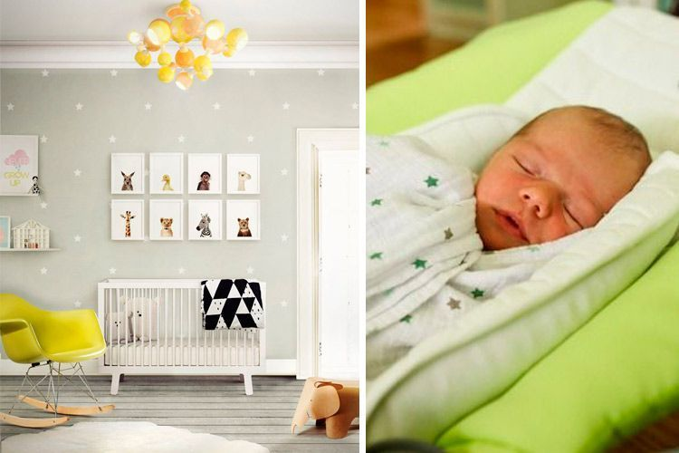 como decorar de bebes