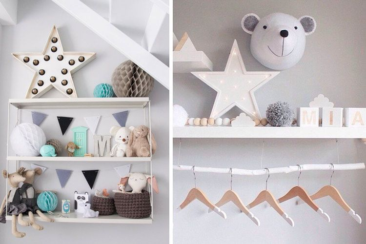 Ideas para decorar la habitacin del beb