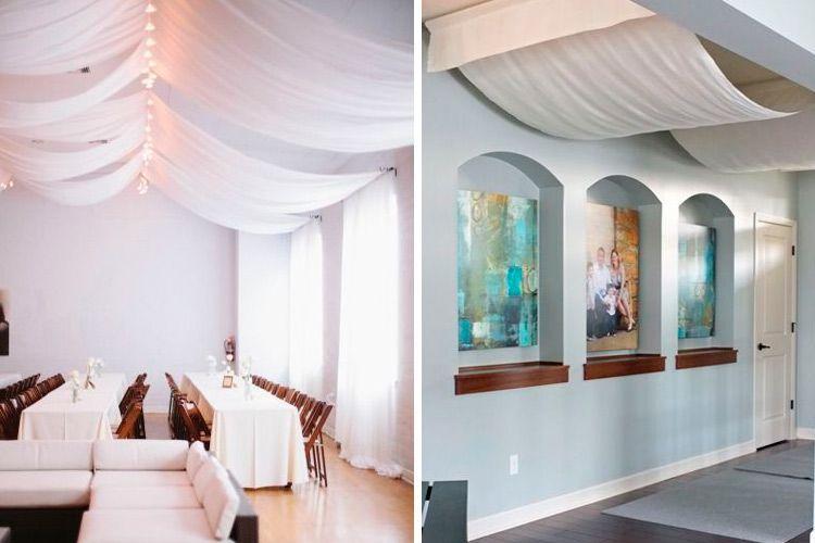 Como decorar un techo decoracin de dormitorio with como for Como decorar un techo