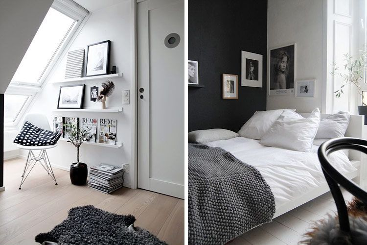 Todas Las Claves Para Decorar En Blanco Y Negro