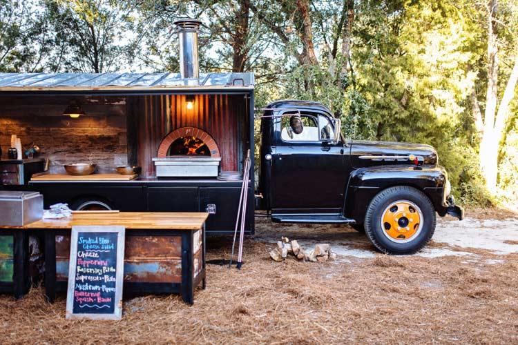 Food Trucks: diseño sobre ruedas