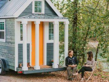 Mini casas rodantes de diseño, viviendas nómadas