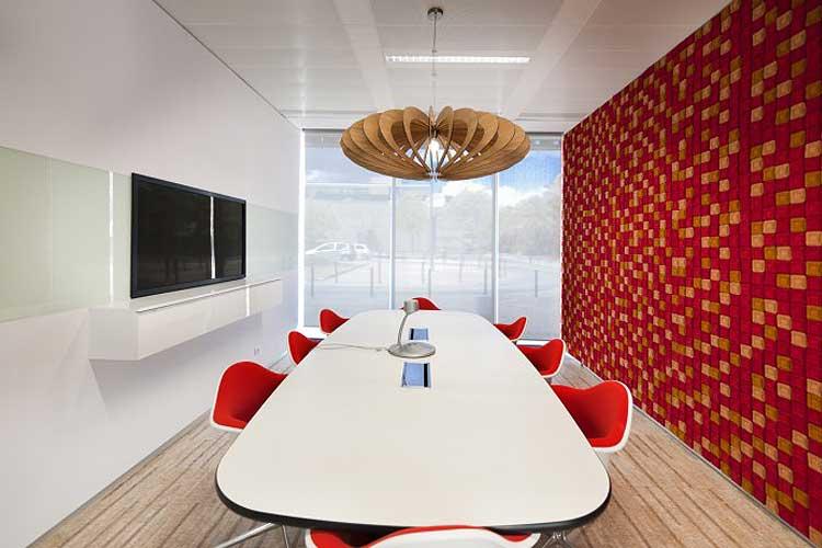 Cómo decorar una sala de reuniones
