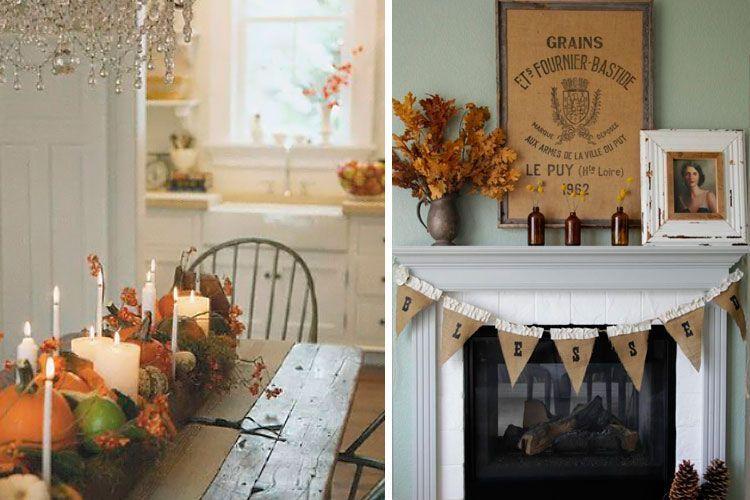Tendencias de otoño en decoración neutra
