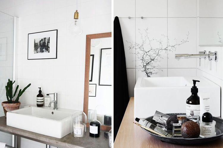Complementos para decorar el baño