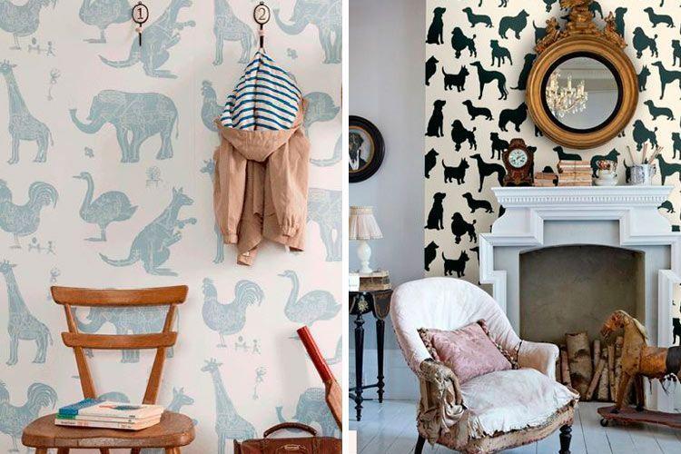 Decoración animal en el hogar
