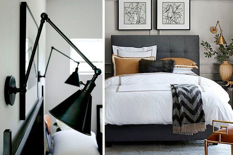 Apliques de estilo industrial y contemporáneo para decorar tu hogar