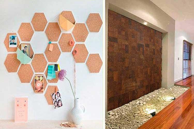 Las mil y una aplicaciones del corcho como material - Muebles de corcho ...