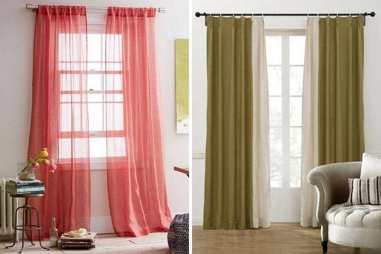 Claves para decorar con cortinas en tu hogar