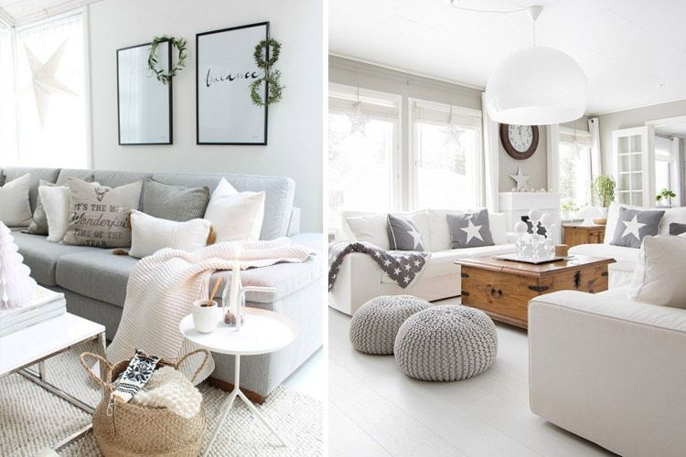 Claves para la decoraci n de salones de invierno for Decoracion salones 2017