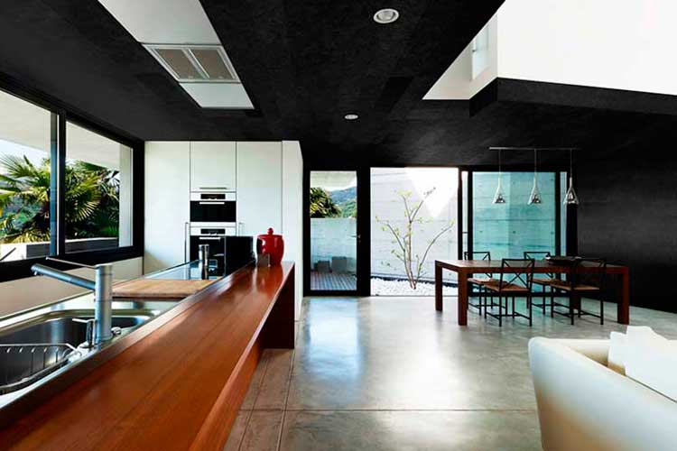 Corcho decorativo paredes y techos fabulous corcho - Corcho decorativo paredes ...