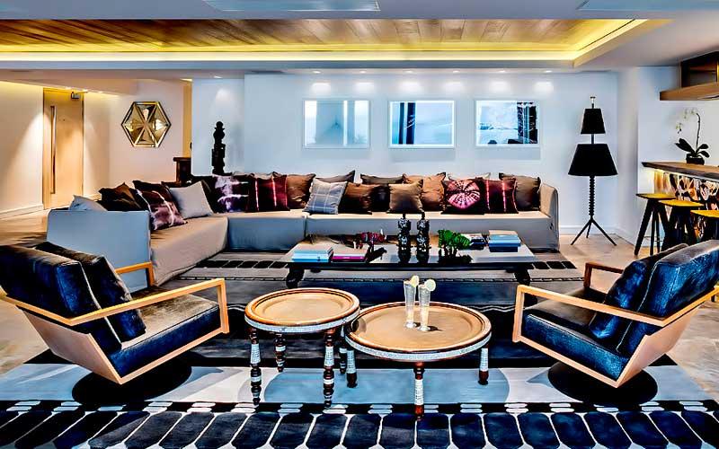pisos de lujo alrededor del mundo