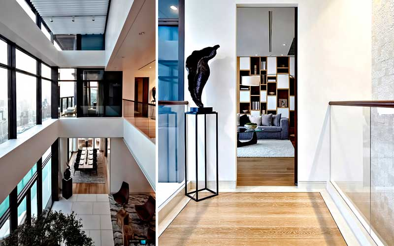 pisos de lujo espectaculares