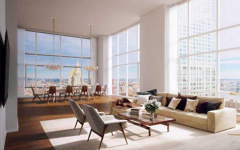 los mejores pisos de lujo