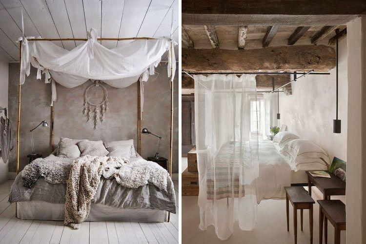 Tips para decorar con cortinas de forma alternativa - Formas de cortinas ...