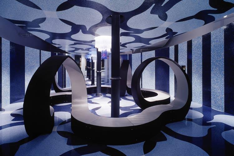 El gresite en el diseño de interiores