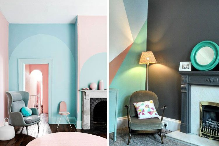 pinturas modernas para interiores beautiful pinturas
