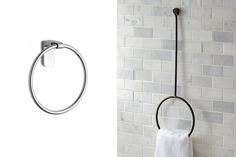 Dekorasyonda banyo aksesuarları çeşitleri