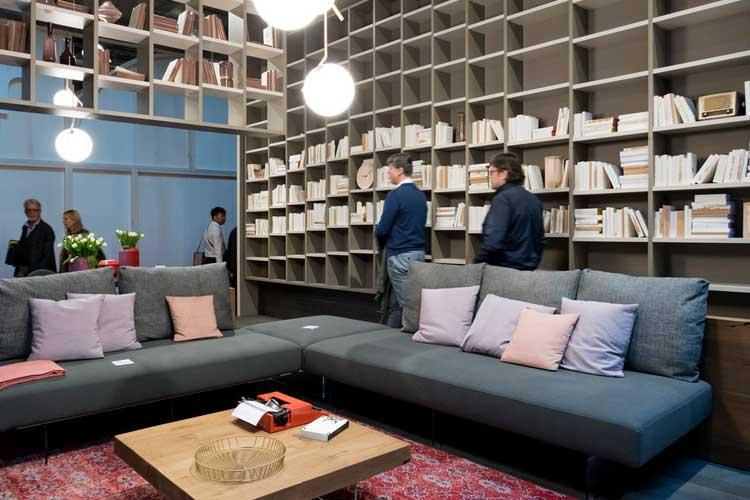 Mobiliario de diseño - Feria Milán 2017