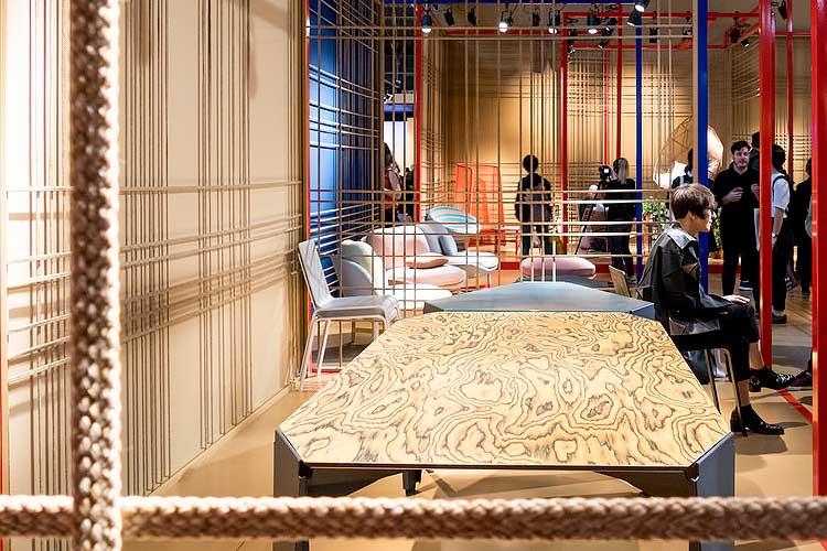 Feria del mueble de Milán 2017