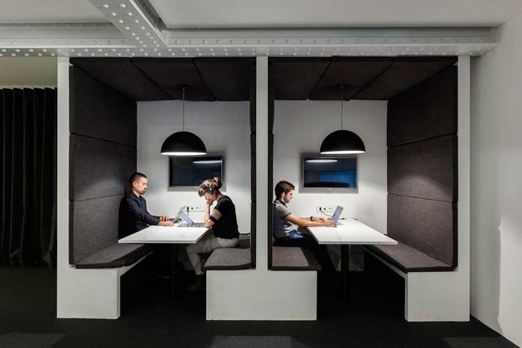 diseño de oficinas uniplaces