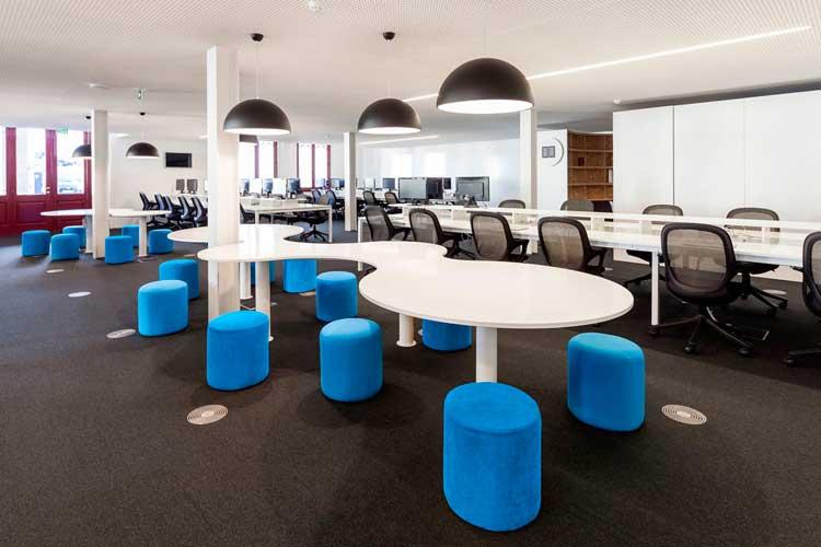 Uniplaces - oficinas de diseño