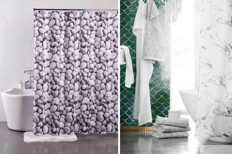Cortinas De Ducha Infantiles:Los 3 factores básicos en la elección de cortinas de baño