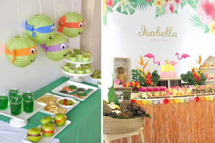 los 3 tips imprescindibles para decorar fiestas infantiles