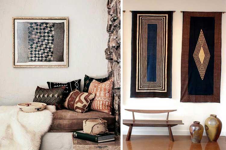 El estilo tnico en la decoracin de interiores Decofiliacom