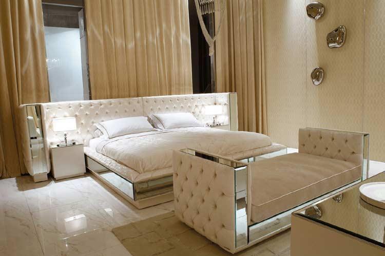 Los muebles de espejo en el diseño interior