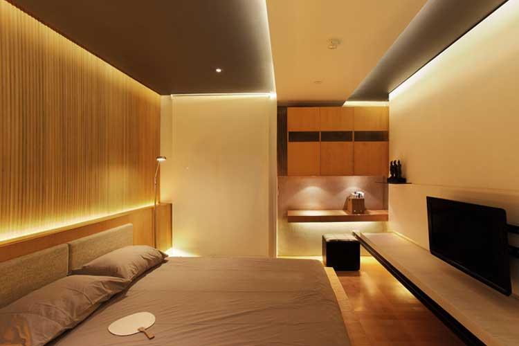 Luz indirecta en la decoraci n de interiores - Iluminacion indirecta led ...