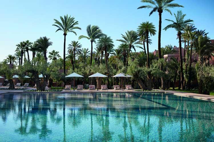 Hoteles de lujo en el mediterráneo