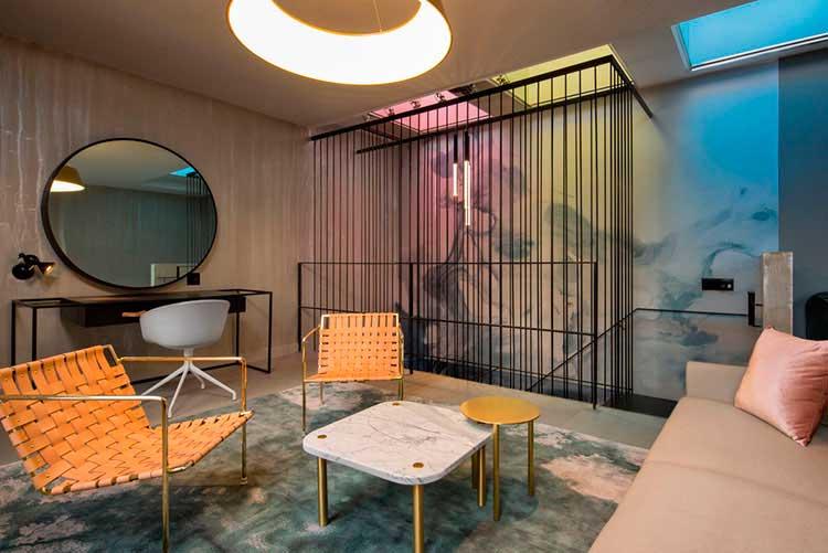 Decoración de hoteles de diseño