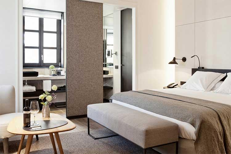 habitaciones de hotel que parecen de casa