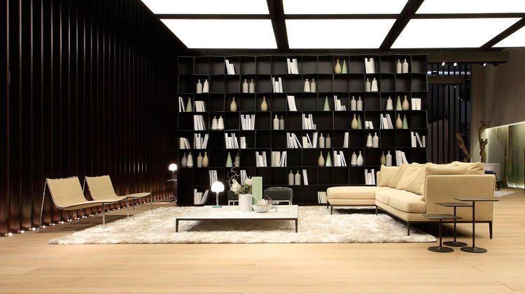 Librería de salón