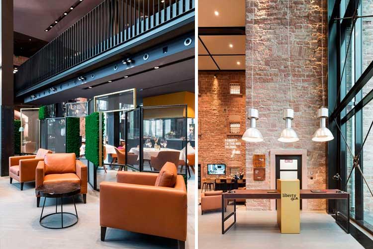 Transformación de la antigua prisión de Offenburg en Hotel de diseño