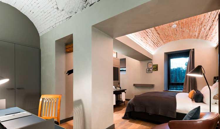 Transformación una antigua prisión en Hotel de diseño