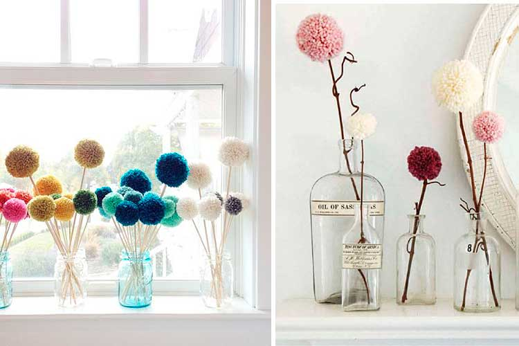 Ideas Para Decorar Con Flores Artificiales Esta Primavera