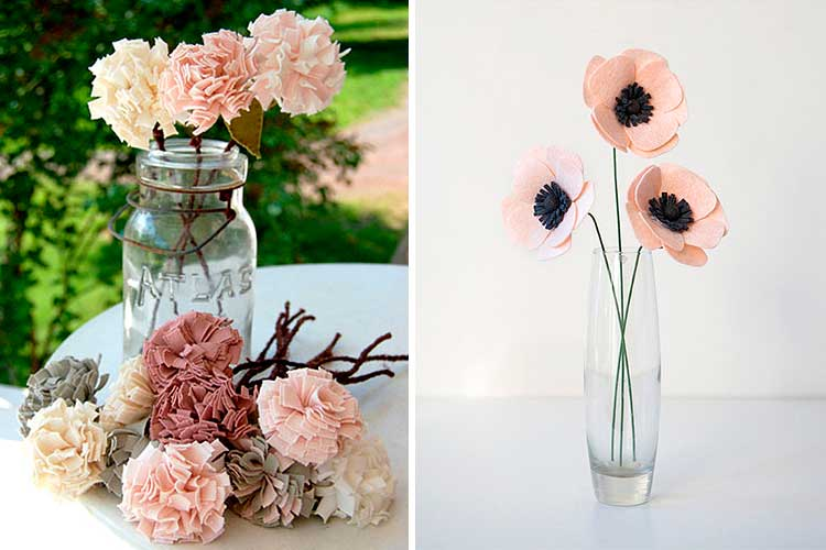 Ideas Para Decorar Con Flores Artificiales Esta Primavera - Decoracin-con-flores