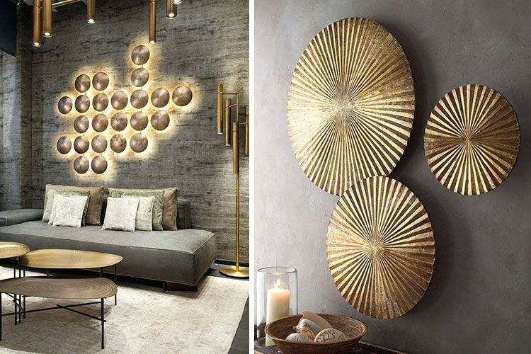 El dorado como tendencia en decoración