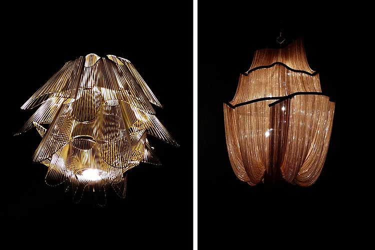 Lámparas creativas Euroluce