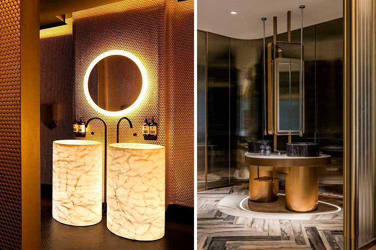 Baños de restaurantes