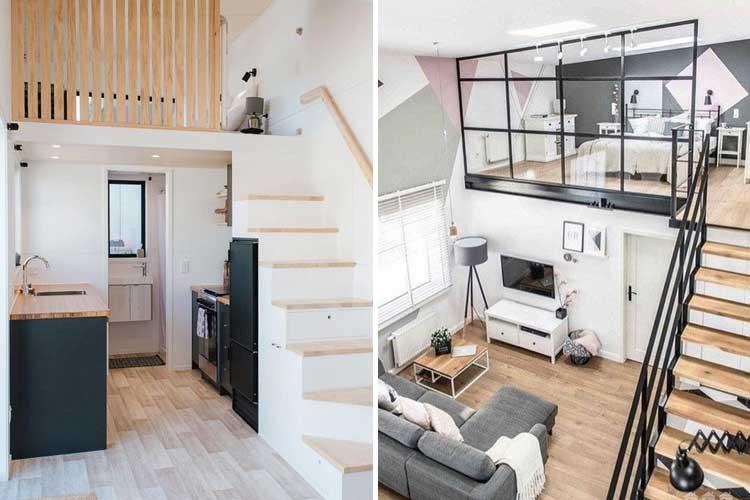 Dormitorios open concept