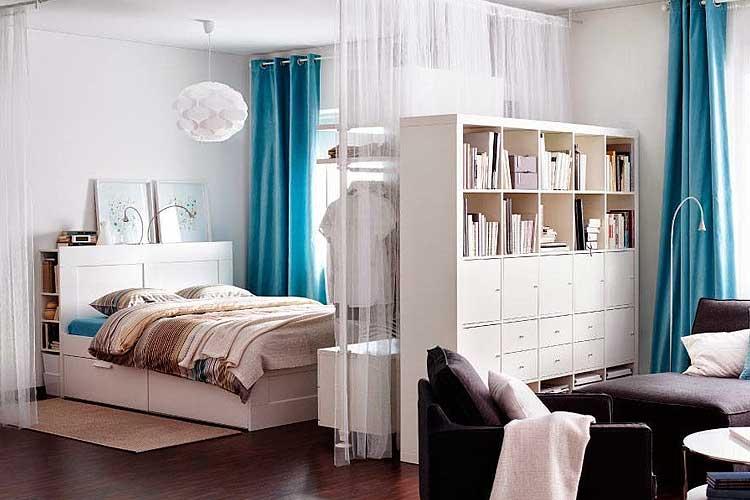Dormitorio abierto