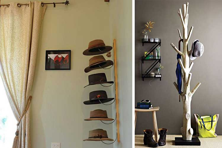 Ideas de decoración con sombreros